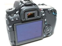 Canon EOS 70D 20.2MP Digital SLR Camera body