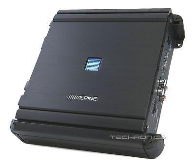 ALPINE MRV-M500 +2YR WRNTY 500W MONOBLOCK 1CH CLASS D CAR STEREO AMPLIFIER AMP