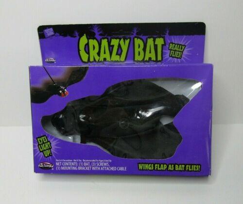 Unique Crazy Bat - Wings Flap - Really Flies - Eye