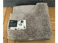 George Home Egyptian Cotton toilet/pedestal mat-brand new and unopened.
