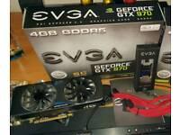 EVGA NVIDIA GTX 970 SC