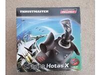 Thrustmaster TFlight Hotas X   PC Flight Stick Controller