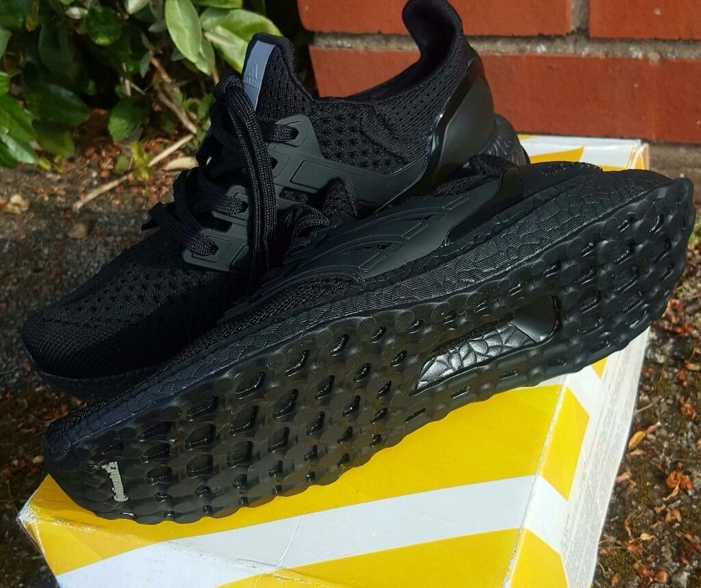 outlet store 3d796 f8c30 Adidas Ultra Boost   NEW  Primeknit Continental NMD UK6.5 .