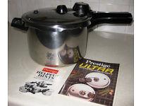 Prestige Ultra Quick and Easy Presure Cooker