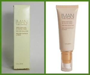 New, IMAN Time Control Under Cover Agent Oil Control Primer, 1.4 fl oz (40ml)