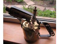 brass blowtorch parafin