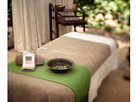 deep tissue professional massage