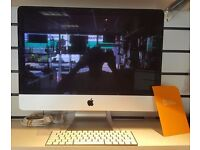 21.5-inch iMac from 2015 like new + box