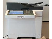 Lexmark CX510DE Printer/Scanner/Copier With Toner
