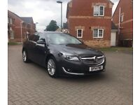 2014 VAUXHALL INSIGNIA SRI , MOT 12 MONTHs, SERVICE HISTORY, LOW MILEAGE HPI CLEAR, CRUISE