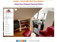1 Dbl Bed Luxury Flat–Victoria Park– Jul 21–Jun 22 Physical & Virtual 360° Viewings Available (15a)