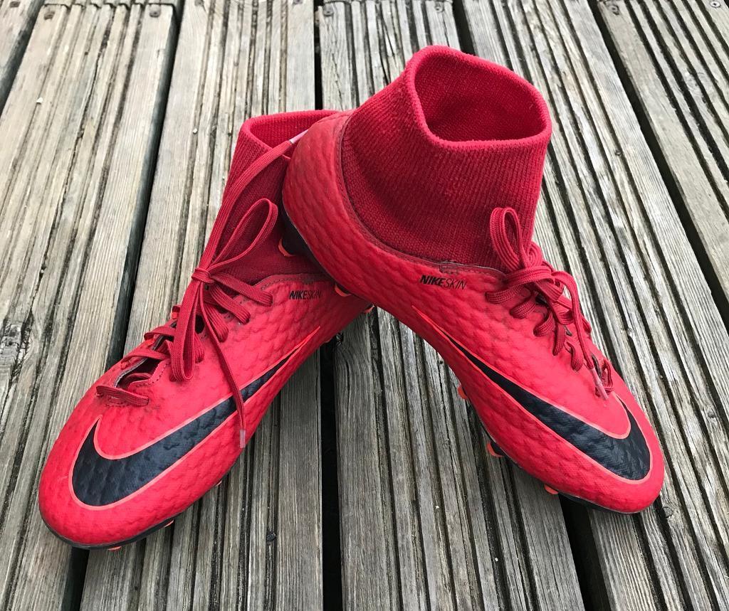 Nike Hypervenom football boots size 6  6c73dfa1452a