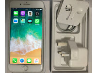 Apple iPhone 8 PLUS - 256GB - Silver (Unlocked) - Pristine - NO OFFERS