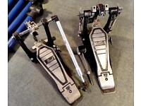 Pearl Double Bass Drum Pedal - Pearl Drum Pedal