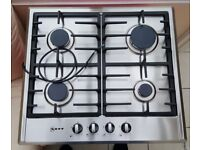 NEFF Built-in Gas Hob (Stainless steel) - NEW, NEVER USED