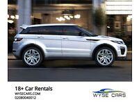 CAR RENTALS FOR 18 + : HIRE CLIO GERMAN CR-V VAUXHALL AUDI BMW MERCEDES SMART A3 FORDS MINI BMW
