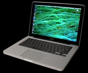 spécial Macbook Pro C2D / 4g / 250g tres propre a 549$