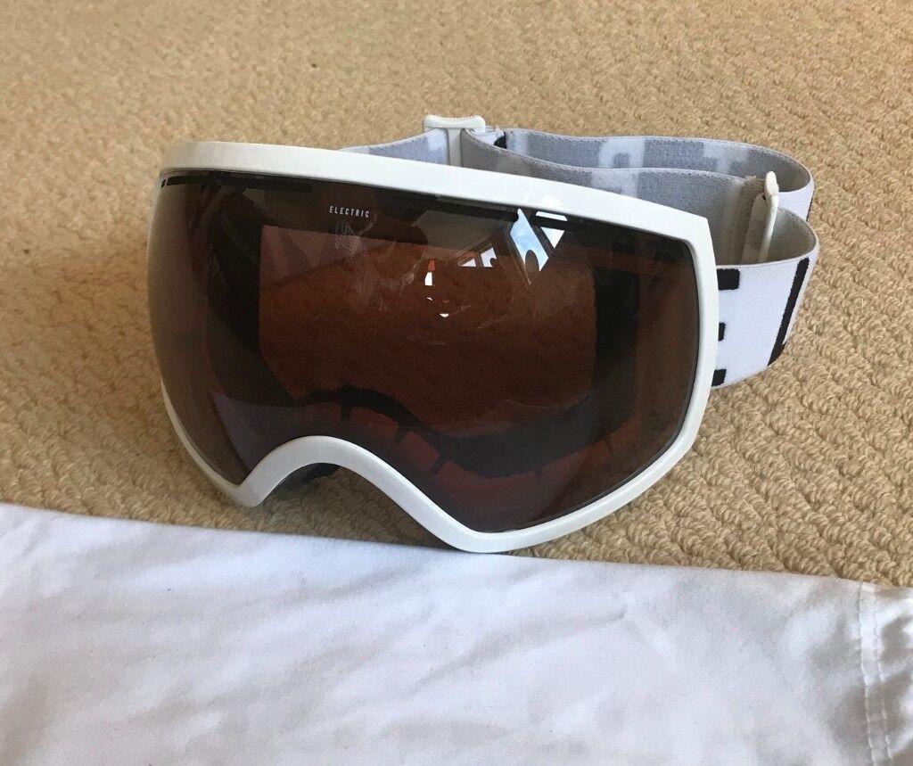 d1eb18a5c64d Electric EG2 Ski Snowboard Goggles used. Southampton