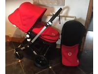 Bugaboo Cameleon3 (2016 Model) with Footmuff -Immaculate Condition
