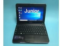 Samsung 250GB, 2GB Ram Laptop Netbook, Win 10, Microsoft office, Excellent Cond, Portable