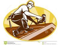 Roofer labourer needed