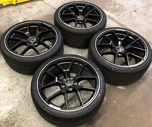 19 Mercedes Staggered Wheels and Tires (MERCEDES Vechicles) Calgary Alberta Preview
