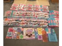 Cake decorating collection