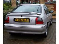Rover saloon car