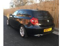 2008 BMW 118D SPORT AUTOMATIC' Swaps Audi dsg ford cheapest in uk,