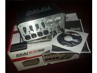 Akai eie pro 24 Bit Audio Interface Expander
