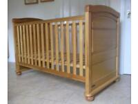 Mamas & papas Richmond nursery furniture