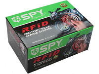 Motorcycles security/alarm fitting service