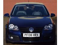 Volkswagen Golf 2.0 TDI GT 5 dr *** FULL SERVICE HISTORY *** 2 owners
