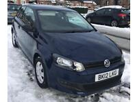 2012 Volkswagen Polo 1.2 Blue