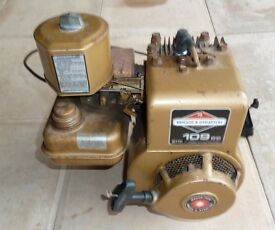 Briggs & Stratton 2HP magnetron engine, in good working order.