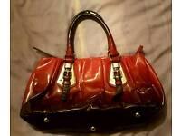 Gradient handbag