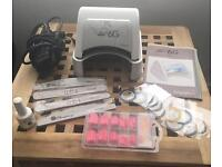 Nail harmony 6G LED Gel Light/Lamp with extras