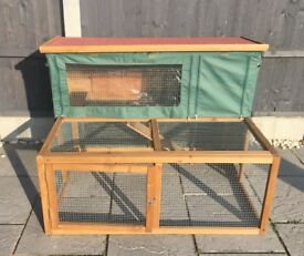 Guinnea Pig/Rabbit Hutch