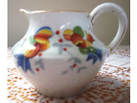 Vintage Johann Haviland (1907-1924) Bavaria milk/cream jug. £3 ovno.
