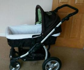 Obaby pram and buggy in one