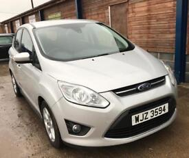 2014 Ford Cmax Zetec 1.6 Petrol (44k) Very cheap!