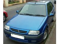 Saxo VTS 16v long mot
