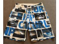 "Rip Curl Board Shorts 34"""