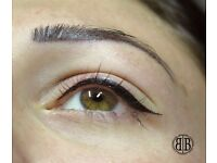 Permanent makeup, tattooed eyebrows, eyeliner and lips in Hertfordshire