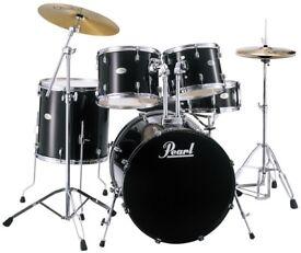 Pearl Forum 5pc Drumkit