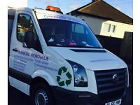 Man and van waste clearances, waste removal, Garden Clearances, Garage Clearances, Rubbish Removal