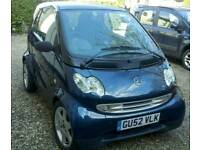 Smart for two 2002 599cc