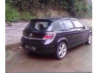 2009 MK5 VAUXHALL ASTRA SRI 1.8 PETROL BREAKING FOR PARTS