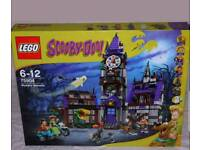 Lego 75904 Scooby doo mystery mansion