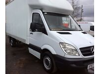 MERCEDES LUTON BOX VAN!! **ARCTIC COMMERCIALS**